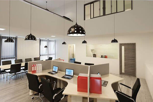 small business office renovation contractor