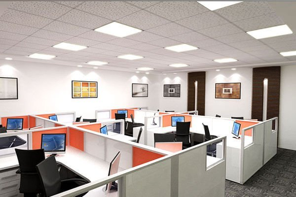 commercial office renovation contractor singapore