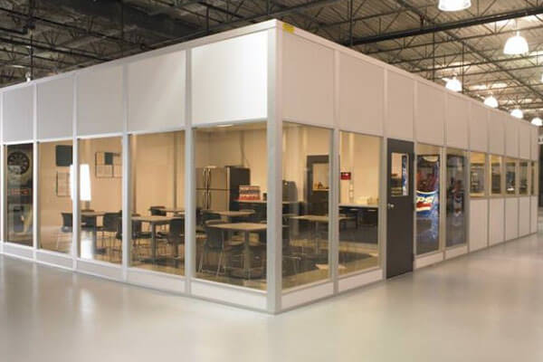 modular office renovation services